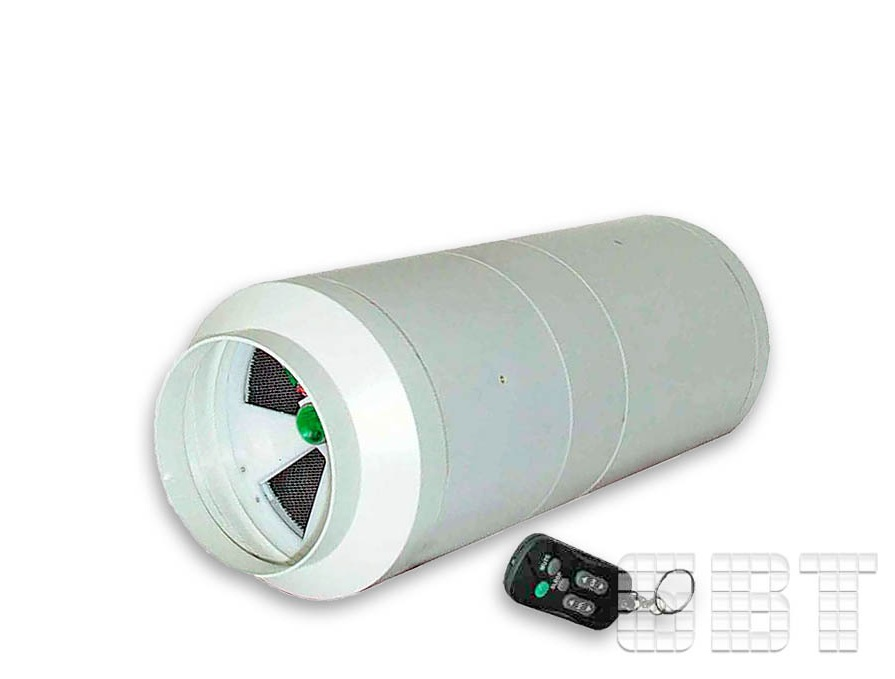 Установка вентиляционная рекуперативная компактная УВРК-50МК (канальная)