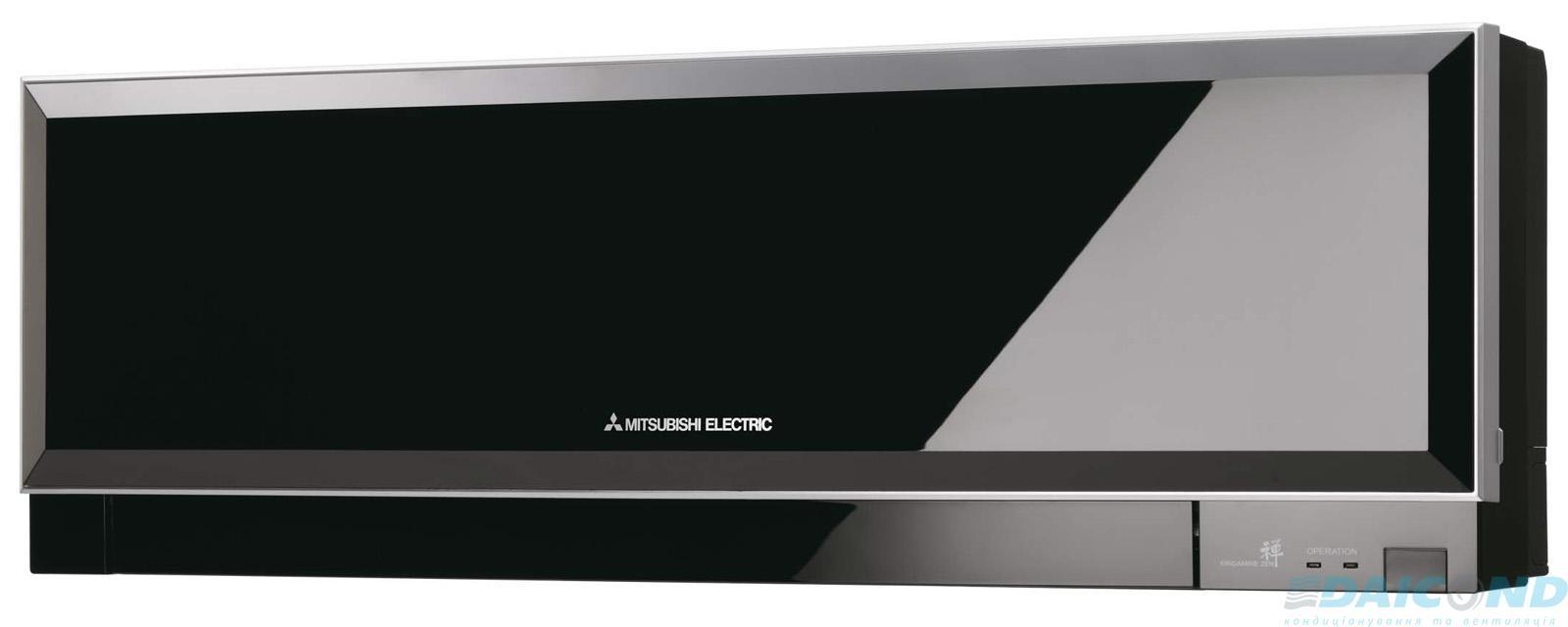 MSZ-EF25VEB/MSZ-EF25VEB Серия Дизайн (Черный)