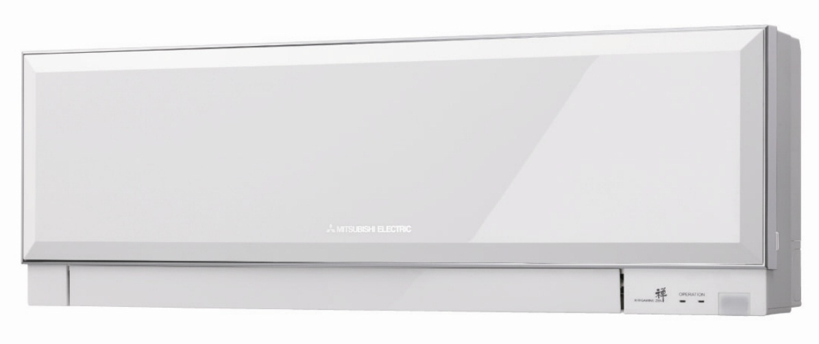 MSZ-EF25VEB/MSZ-EF25VEB Серия Дизайн (Белый)