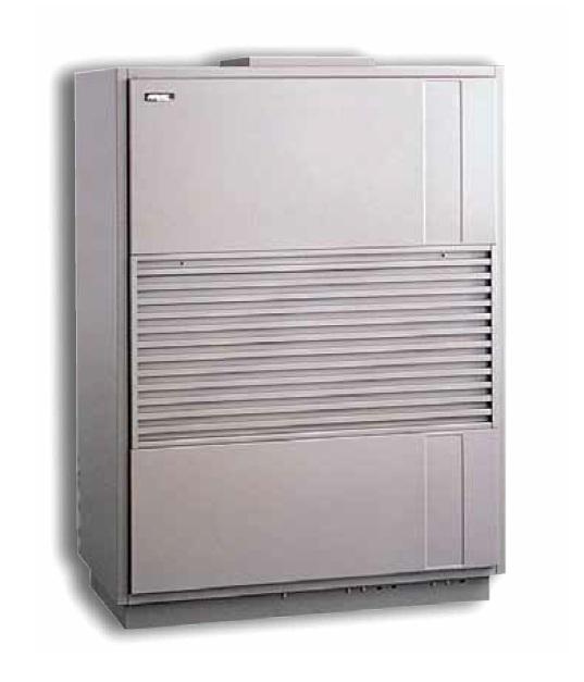 Агрегатированные кондиционеры с водяным охлаждением и центробежными вентиляторами производительностью от 11 до 55 кВт
