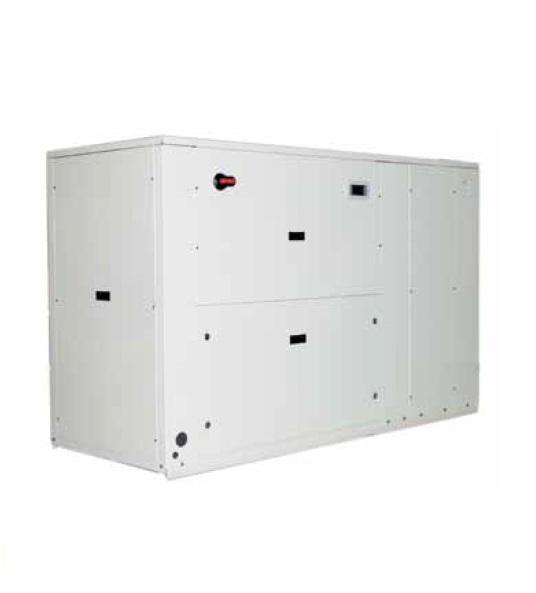Холодильные машины с водяным охлаждением, тепловые насосы и компрессорно-испарительные агрегаты от 53 до 187 кВт