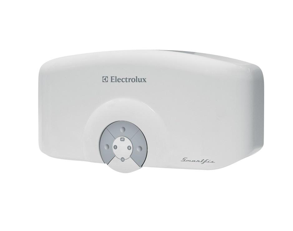 Электрический проточный водонагреватель Electrolux Smartfix 6,5 S (душ)