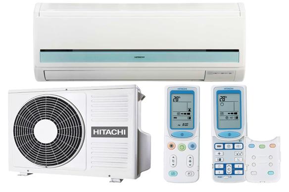 Сплит-система Hitachi RAS-10JH4 / RAC-10JH4