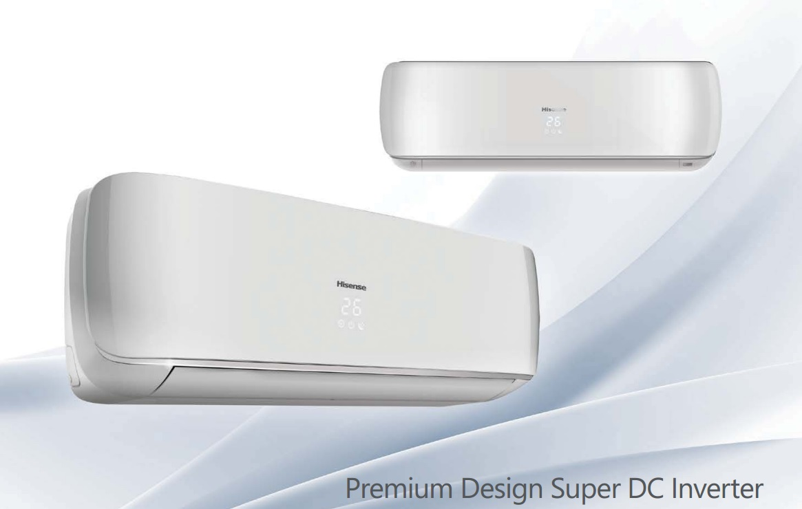 Сплит система AS-10UR4SVETG5/6G серия премиум дизайн супер инвертор