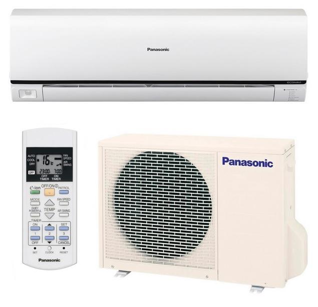 CS-W9NKD / CU-W9NKD Сплит-система Panasonic