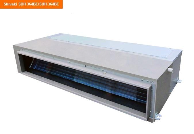 Канальный кондиционер Shivaki SDH-364BE/SUH-364BE