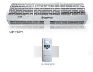 Электрическая тепловая завеса RZ-1015 DDN-3