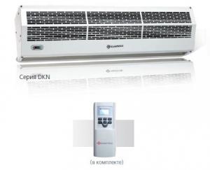 Электрическая тепловая завеса RZ-0609 DKN
